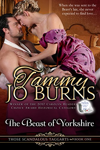 The Beast of Yorkshire (Those Scandalous Taggarts Book 1) cover