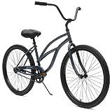 Critical Cycles Women's Beach Cruiser 1-Speed Bike