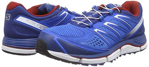 Salomon X-Wind Pro - Zapatillas para hombre Azul - Blau (Union  Blue/Gentiane/Flea)
