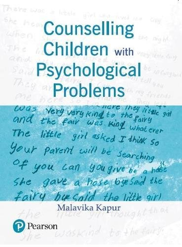 Counselling Children with Psychological Problems; 1e