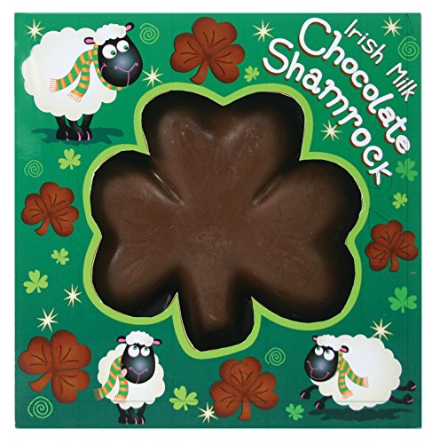 Milk Chocolate Shamrock In A Box