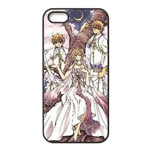 Tsubasa Reservoir Chronicle iPhone 5 5s Cell Phone Case Black yyfabd-373268