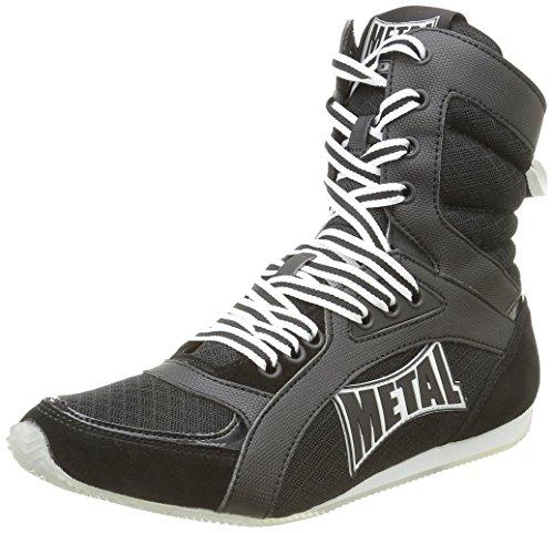Metal Boxe Viper2Boxschuhe, Herren, Viper2, schwarz, 40