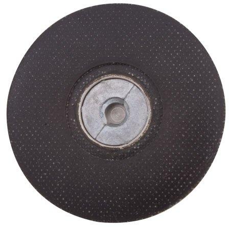 3M 3M-83489 Rubber Roloc Back-Up Pad Size - 4, Hardness - - Pad Roloc Backup