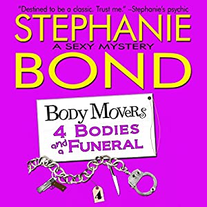 4 Bodies and a Funeral Audiobook