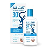 Blue Lizard Australian Sunscreen, Sensitive SPF