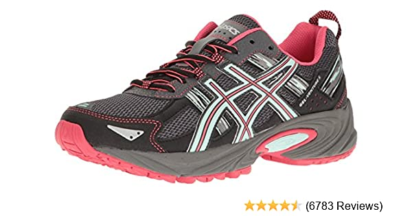 ASICS GEL Venture 5 Trail Running Shoes in PhloxSport Pink