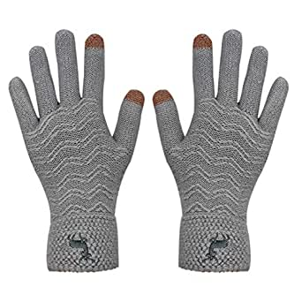 Amazon.com: Gloves us Knitted Touch Screen Gloves Warm