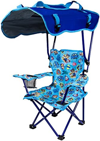 Kelsyus Kids Outdoor Beach Chairs with Canopy