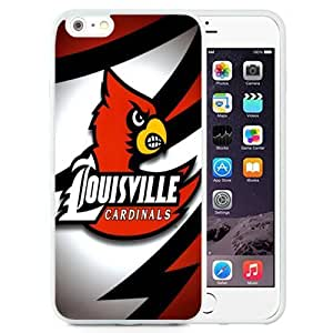 Customized Iphone 6 Plus Case with NCAA American Athletic Conference AAC Football NCAA 1 Protective Cell Phone TPU Cover Case for Iphone 6 Plus Generation 5.5 Inch White