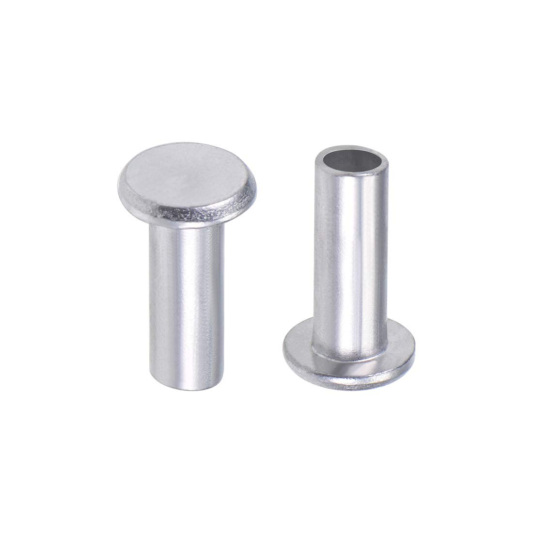 5mm Thread Length GN 822.1 Series Stainless Steel Non Lock-Out Type B Mini Indexing Plunger with Open Lock Mechanism M8 x 0.75mm Thread Size 5mm Diameter