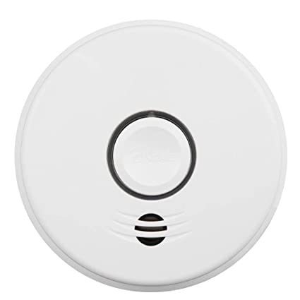 Kidde P4010ACSCO-W 120-Volt Hardwired Combination Smoke/CO Voice Alarm with Intelligent Wire-Free Interconnect and 10-Year Battery (2) - - Amazon.com