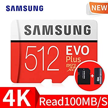 OSB STYLE Tarjeta de Memoria Micro SD EVO Plus 256GB 128GB 64GB ...