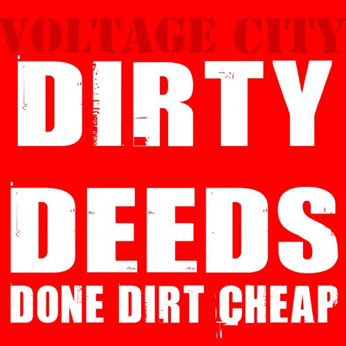 Dirty Deeds Done Dirt Cheap by Voltage City on Amazon ...