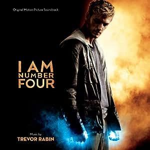 I Am Number Four (Trevor Rabin)