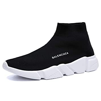 8bc0de5a5fa04 LXYIUN Couple sneakers,Youth tide shoes Socks shoes Light Wight ...