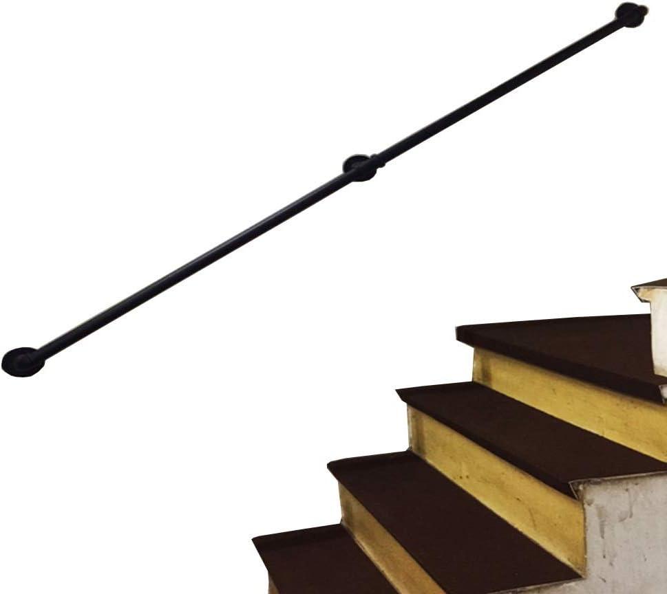 JF-Pasamanos Escalera De Barandilla, Palomar contra La Pared De La Escalera Barandilla Ancianos Barra Antideslizante Apoyo Barandilla De Seguridad - Longitud 30~700cm (Size : 400cm): Amazon.es: Hogar