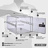 Lockabox One | Compact and Hygienic Lockable Box
