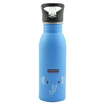 Stainless Steel Water Bottle Cycling Camping Picnic Mug Cool//Hot Insulated Flask