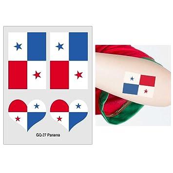 20 hojas de la Copa del Mundo Panamá 2018 Fagas de Fútbol Adhesivo ...