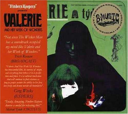 Valerie & Her Week of Wonders by Valerie & Her Week of Wonders Soundtrack edition (2007) Audio CD (Valerie And Her Week Of Wonders Soundtrack)