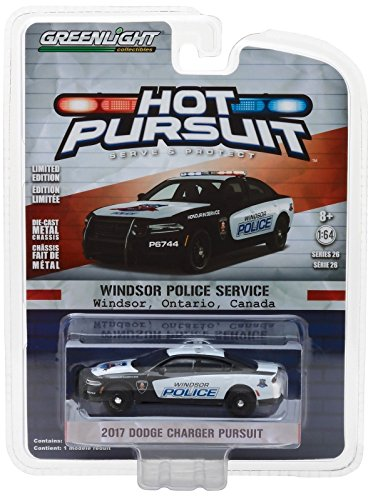 Greenlight 2017 Dodge Charger Pursuit Limited Edition 2018 Hot Pursuit Series 26