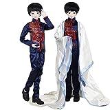 Devil Lee 1/3 Men BJD Doll Full Set 60cm 24 inch Ball Jointed Dolls Toy Manager Boy Surprise Gift