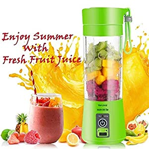 ULTRACET Best Plastic Portable USB Electric Blender Juicer in India (2020)