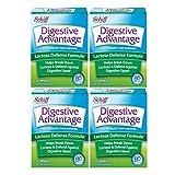 Digestive Advantage Lactose Defense Formula Capsules - 32 Ct, Pack of 2