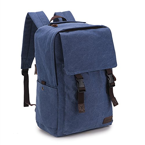 17 inch laptop Backpack ,Water Resistant Unisex Vintage Casu