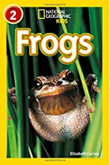 Frogs: Level 2 (National Geographic Readers) Paperback