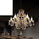 crystal chandelier/Living room bedroom dining room light/Clothing store chandelier-A