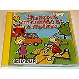 Chansons Enfantines Et Comptines by Unknown (2003-05-31)