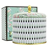 La Jolíe Muse Scented Candle Large Gift Candle - 400g 95 Hours 100% Soy Wax White Tea