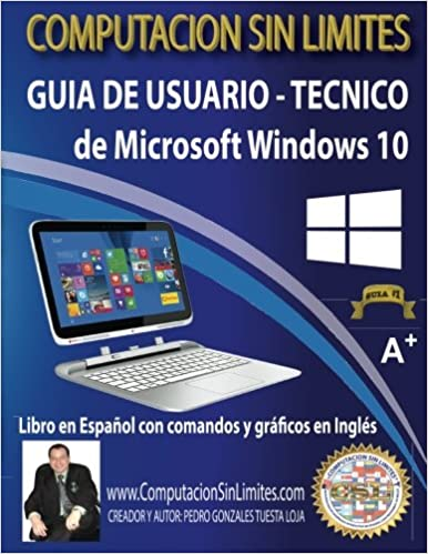 Amazon.com: Guia de Usuario-Tecnico de Microsoft Windows 10 ...