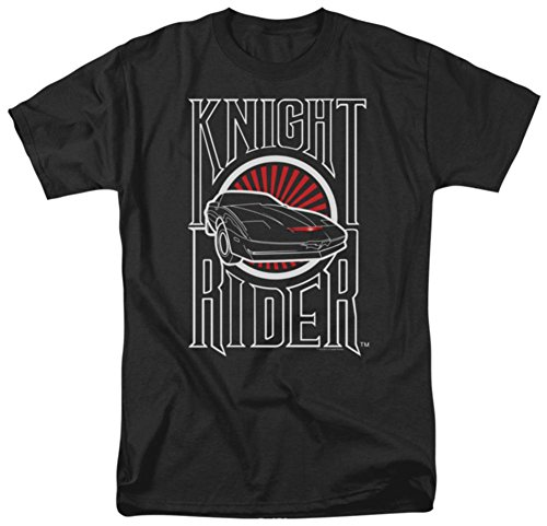 Knight Rider Logo T-Shirt for Men