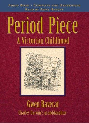 Period Piece Audio Book - CD
