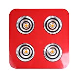 Anjeet 800w Full Spectrum COB LED Grow Light Panel Lamp Indoor Flower Veg Plant Yard Garden