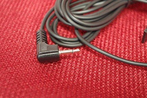 Microphone for For Pioneer Car Receiver Models AVH-200BT, AVH-270BT, on