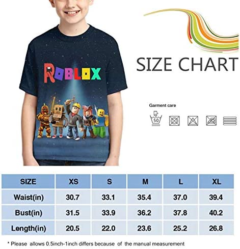 OATFAN 3D PRINTING BOYS AND GIRLS T-SHIRTS, ROUND NECK T-SHIRTS, SHORT SLEEVES TEE