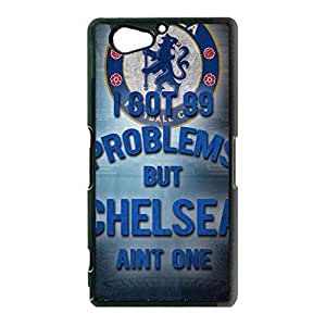 Hottest Successful Chelsea F.C Phone Case Cover For Sony Xperia Z2 Compact/Z2 mini