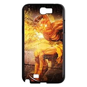 Samsung Galaxy Note 2 Black phone case Street Fighter Dhalsim Cool gift SFB9112681