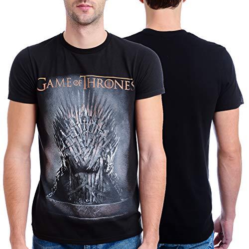 bb5e5dc430 HBO'S Game of Thrones Men's Throne T-Shirt | Weshop Vietnam