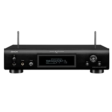 Denon DNP-800NE Network Audio Player with Built-in WiFi, Bluetooth and  AirPlay 2 Connectivity + HEOS Technology | Exceptional Sound Quality |