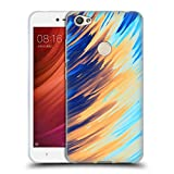 Official Andi Greyscale Two Sides of One Extreme Abstract Marbling Soft Gel Case Compatible for Xiaomi Redmi Y1 / Y1 Lite