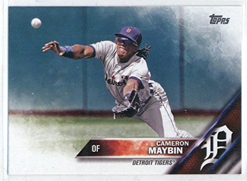 Baseball MLB 2016 Topps Update #US97 Cameron Maybin NM-MT Tigers