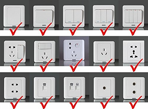 Disney Minnie Mouse Interruptor de luz pared pegatina autoadhesiva Ni/ños pegatinas disney minnie Rat/ón dibujos animados dise/ño Deko Interruptor de dibujos animados Print Dise/ño/ /L020