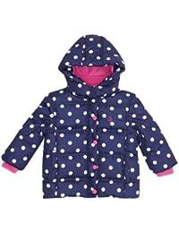 JoJo Maman Bebe Girls' Puffer Jacket