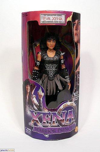 Xena Warrior Princess - Evil Xena ()