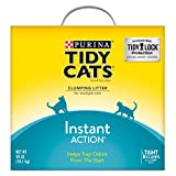 Purina Tidy Cats Clumping Cat Litter; Instant Action Multi Cat Litter - 40 lb. Box